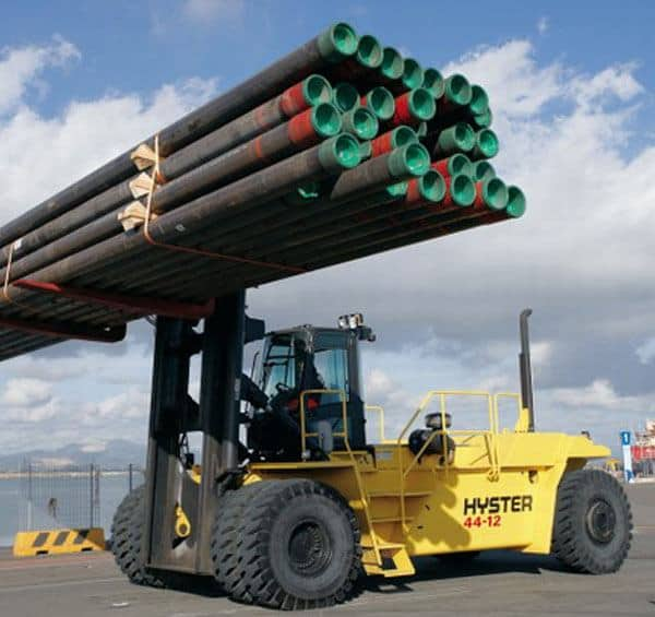 Heavy Duty Forklift Training (Up To 32 Ton) FITAC Health & Safety