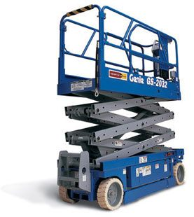 Scissors Lift Training FITAC Health & Safety