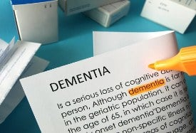 Caring for residents with Dementia & Associated Behavioural Symptoms