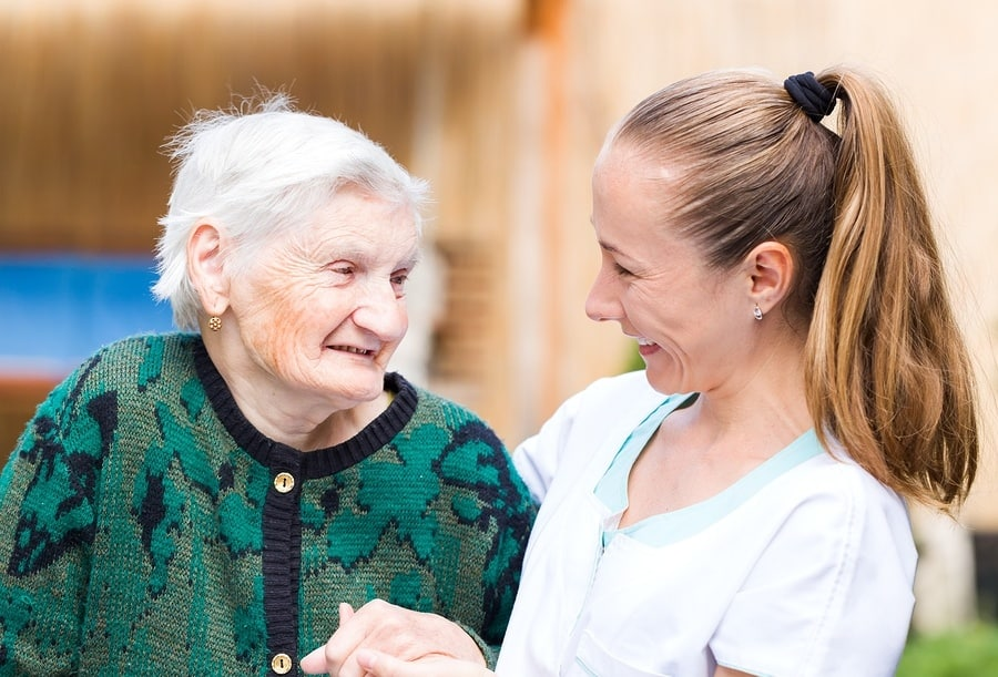 Communicating with Older Adults in the advancing stages of Dementia