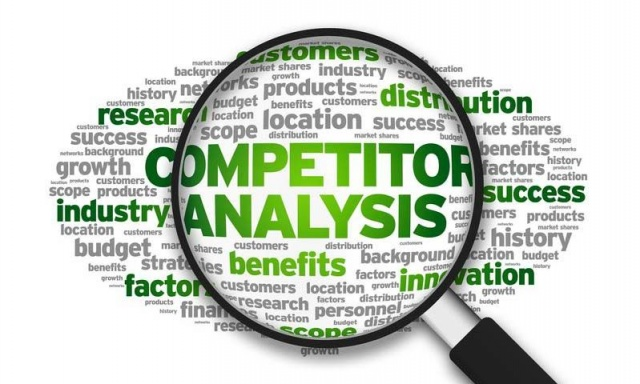 Competitor Analysis First In Training And Consultancy