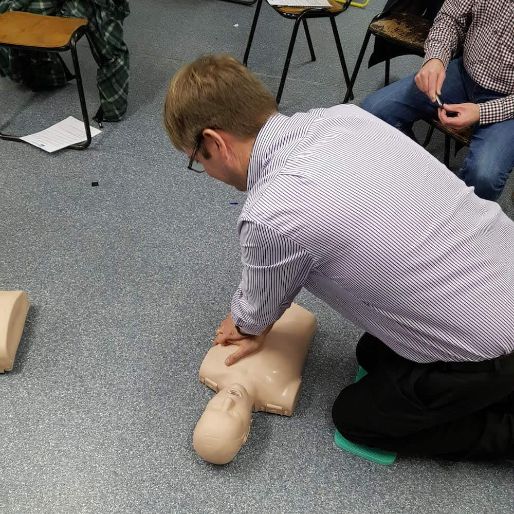 Sports First Aid Course FITAC Health & Safety