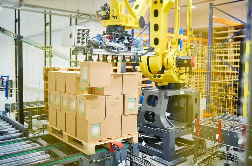 Four ways robots are changing warehouse design