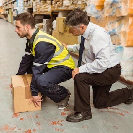Manual Handling Instructor Training FITAC Health & Safety