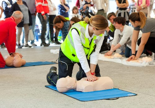First Aid FITAC Health & Safety