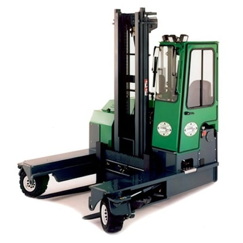 Combi Forklift Truck Training FITAC Health & Safety