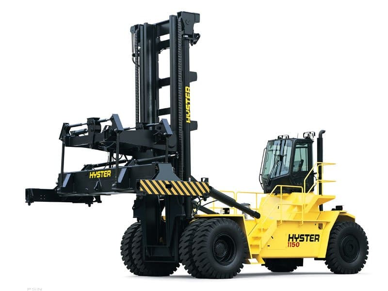 Reach Container Stacker Training FITAC Health & Safety
