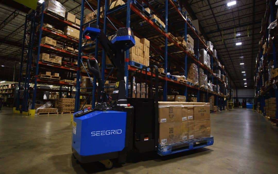 50,000 warehouses to use 4 million robots by 2025